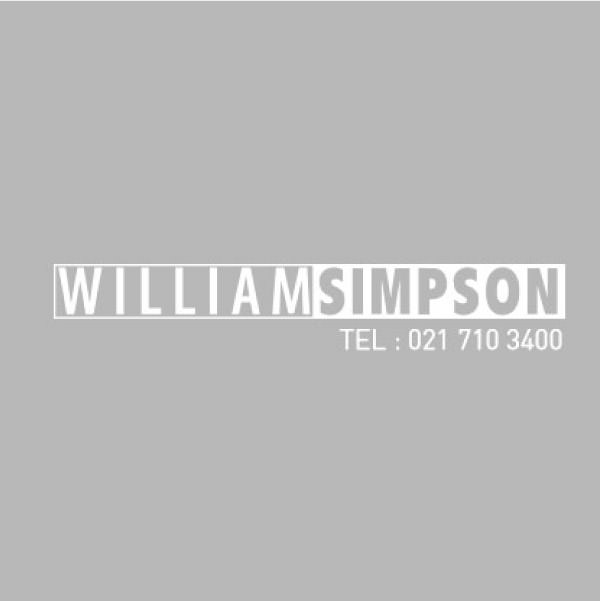 William Simpson Logo